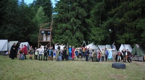 Jaký byl tábor 2012?