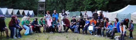 Táborový report : Den pátý a šestý – čtvrtek, pátek