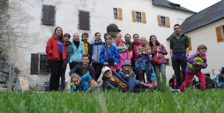 Záhada na Kratizně – jarní výlet