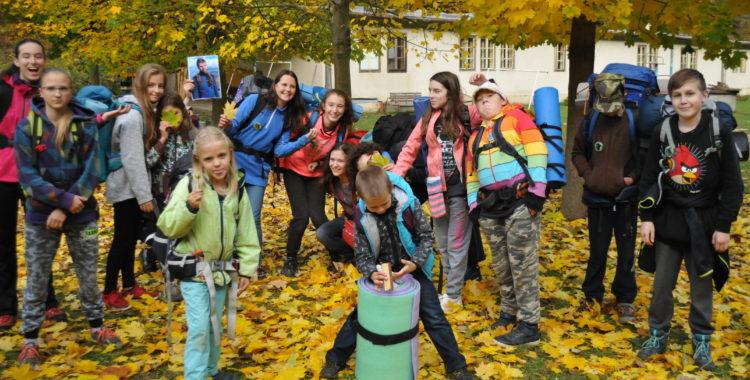 JUMANJI – podzimní výlet na Kutiny