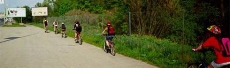 Výprava na kolech