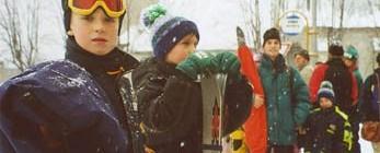 Velké lyžování