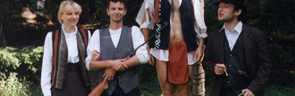 Kachlička 1998 — Indiáni